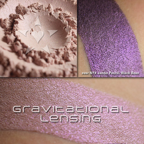 PURPLE GRACKLE - EYESHADOW