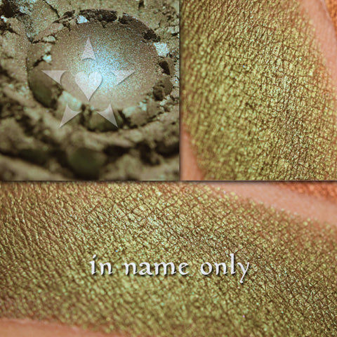 IN NAME ONLY - EYESHADOW