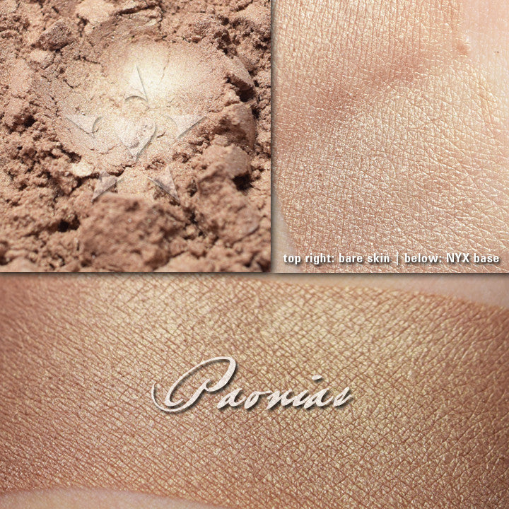 PAONIAS-  multipurpose/highlighter/eyeshadow