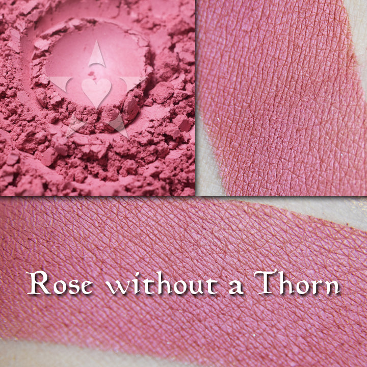 ROSE WITHOUT A THORN - blush