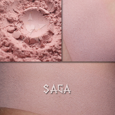 Matte Saga Two: Eyeshadow Sets
