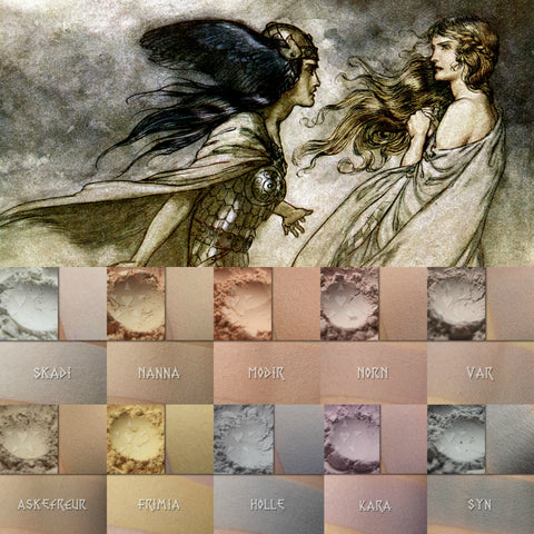 DEPTHS OF EREBUS - EYESHADOW