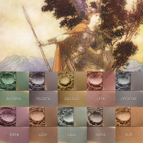 LAGERTHA - eyeshadow