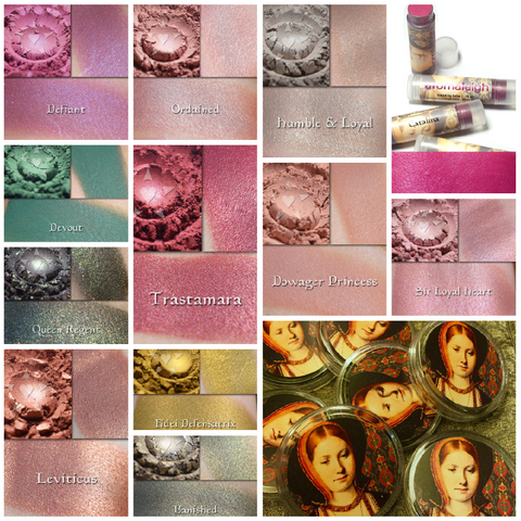 LEDA & THE SWAN eyeshadow: Sets