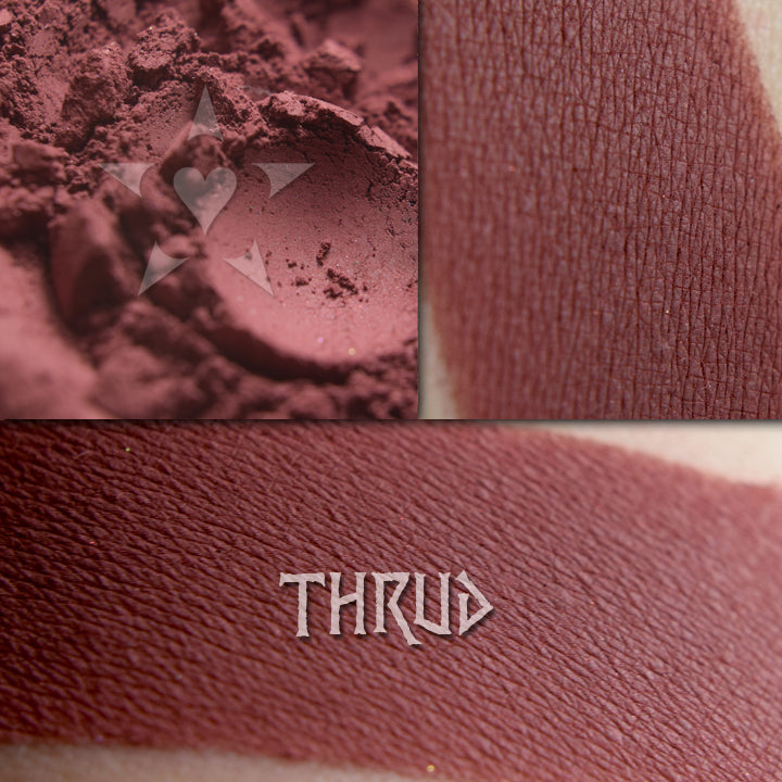 THRUD - Matte Eyeshadow