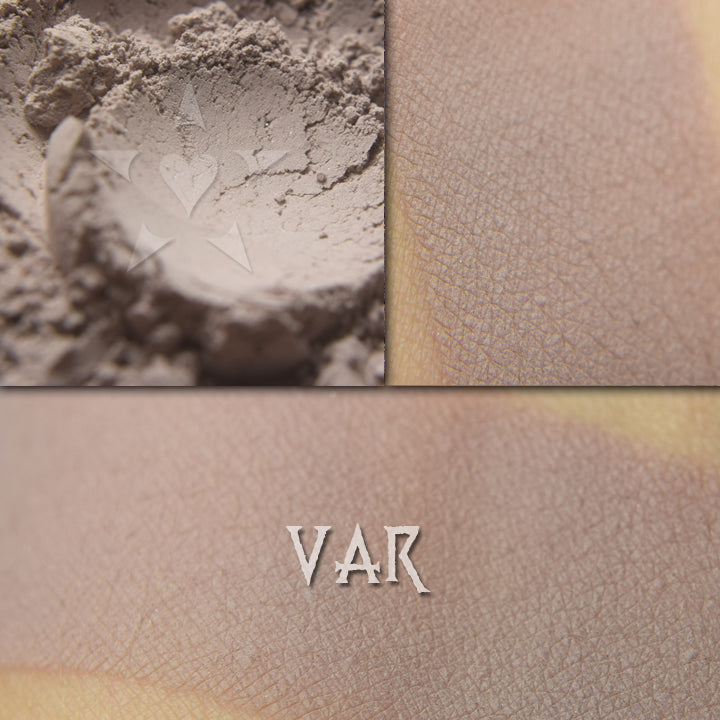 VAR - Matte Eyeshadow