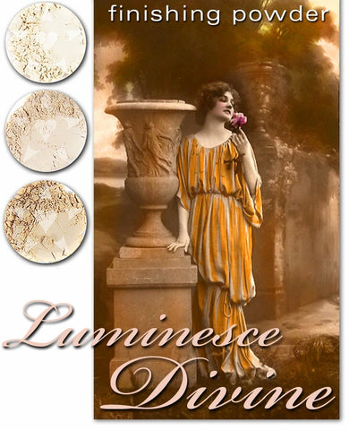 LUMINESCE DIVINE Soft Glow Finishing Powder
