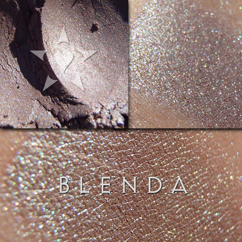 X  CRYSTAL FRETTING - EYESHADOW