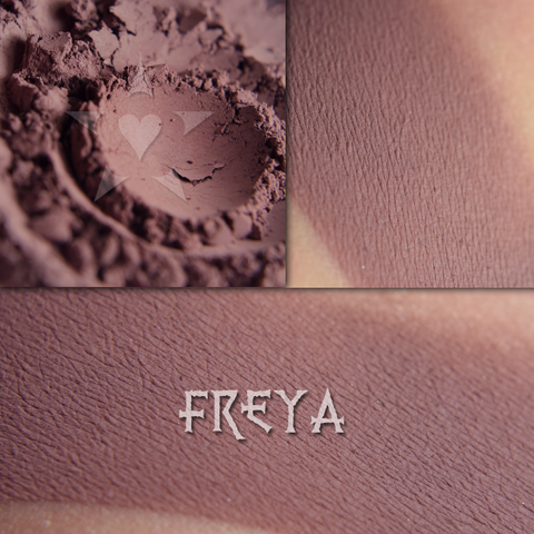 5 - Matte Saga Five: Eyeshadow Sets