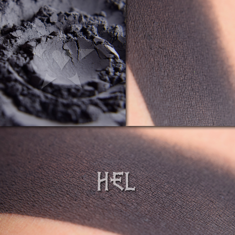 HOLLE - Matte Eyeshadow