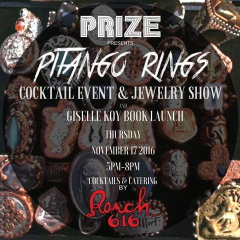 Ranch 616, Pitango Rings, & Giselle Koy at PRIZE!!!