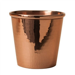 Sertodo 12 oz. Hammered Copper Apa Cup