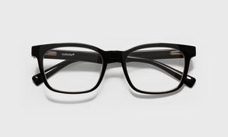 C Through (Style 2900) Readers in Black (Color 90)