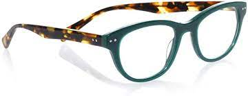 Sugar (Style 2884) Readers in Green Front with Brown Tortoise Temples (11)