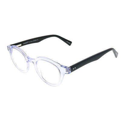 TV Party (Style 2236) Readers in Clear Front and Black Temples (Color 51)