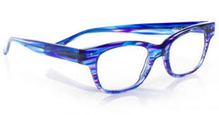 Fizz Ed (Style 2239) in Sapphire Blue Front and Temples (Color 10)