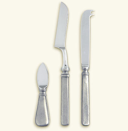 MATCH Pewter - Gabriella Soft Cheese Knife