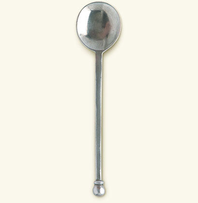 MATCH Pewter - Ball Spoon, Large.