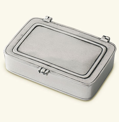 MATCH Pewter Lidded Box