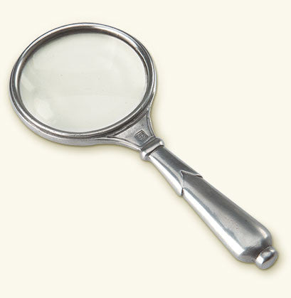 MATCH Pewter - Magnifying Glass