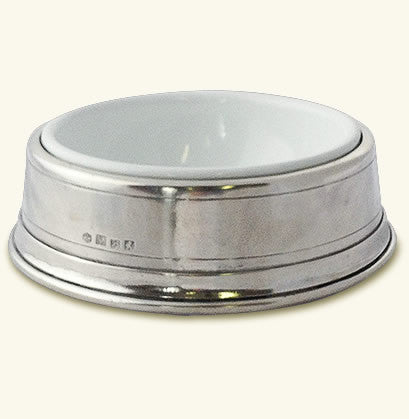 MATCH Pewter - Pet Bowl, Small.