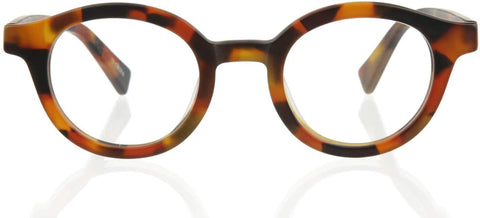 TV Party (Style 2236) Readers in Matte Tortoise Front and Temples (Color 30)