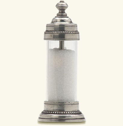 MATCH Pewter - Toscana Salt Mill