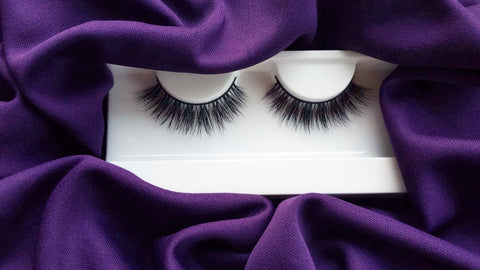 Natural, Soft, Premium Mink Eyelashes for Women