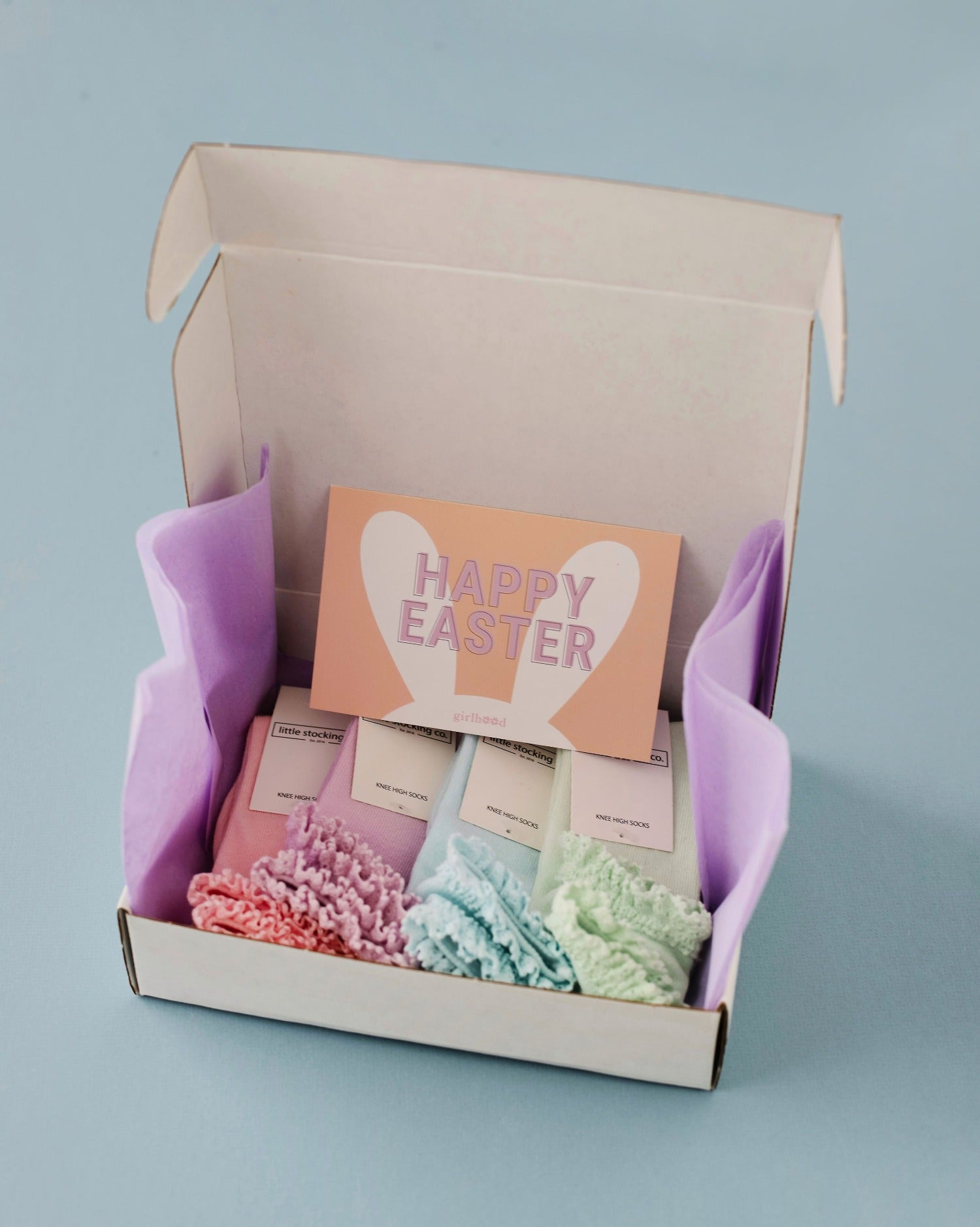 Gift Box & Personalized Card