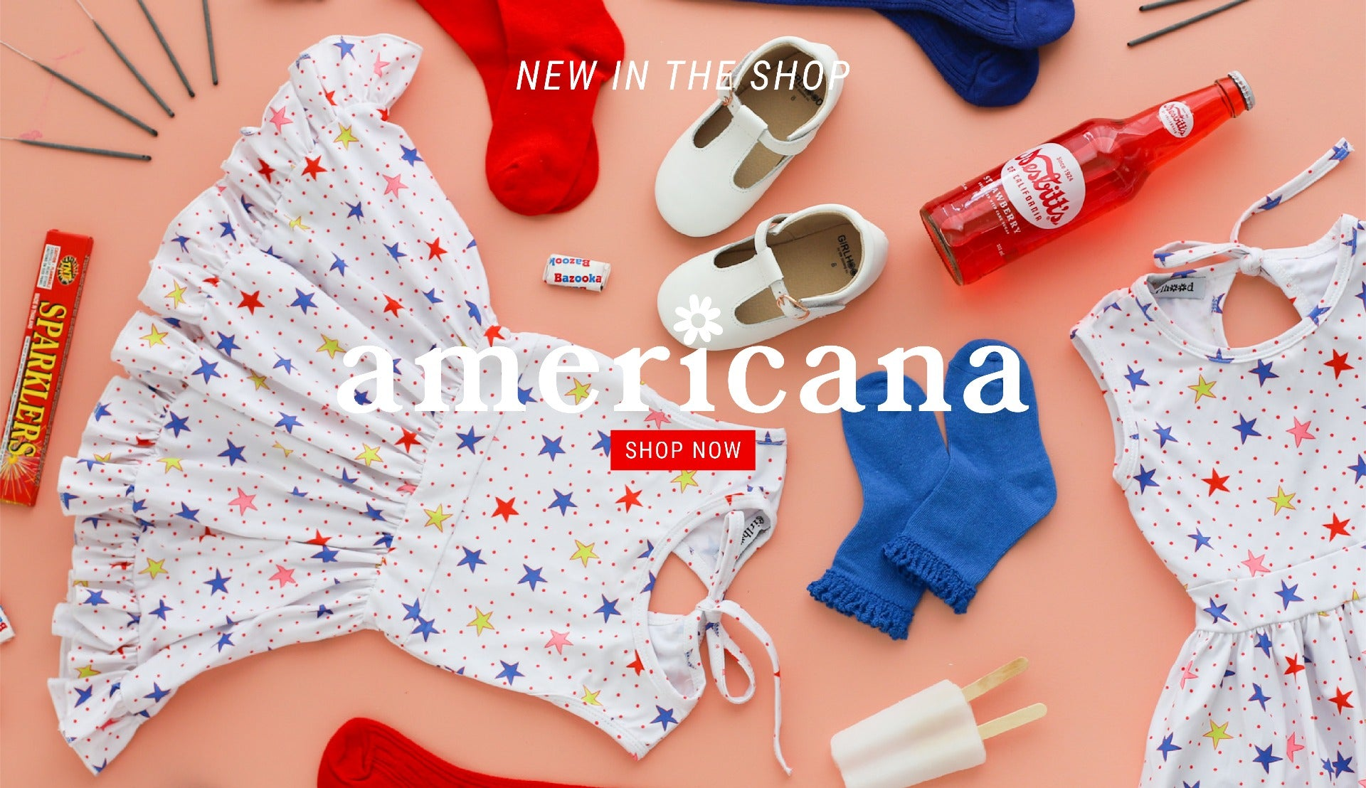 Fourth of July outfits for girls