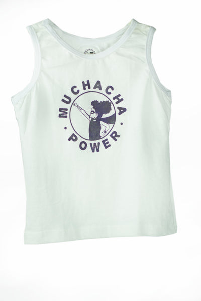 Muchacha Power Originals Toddler Tanks