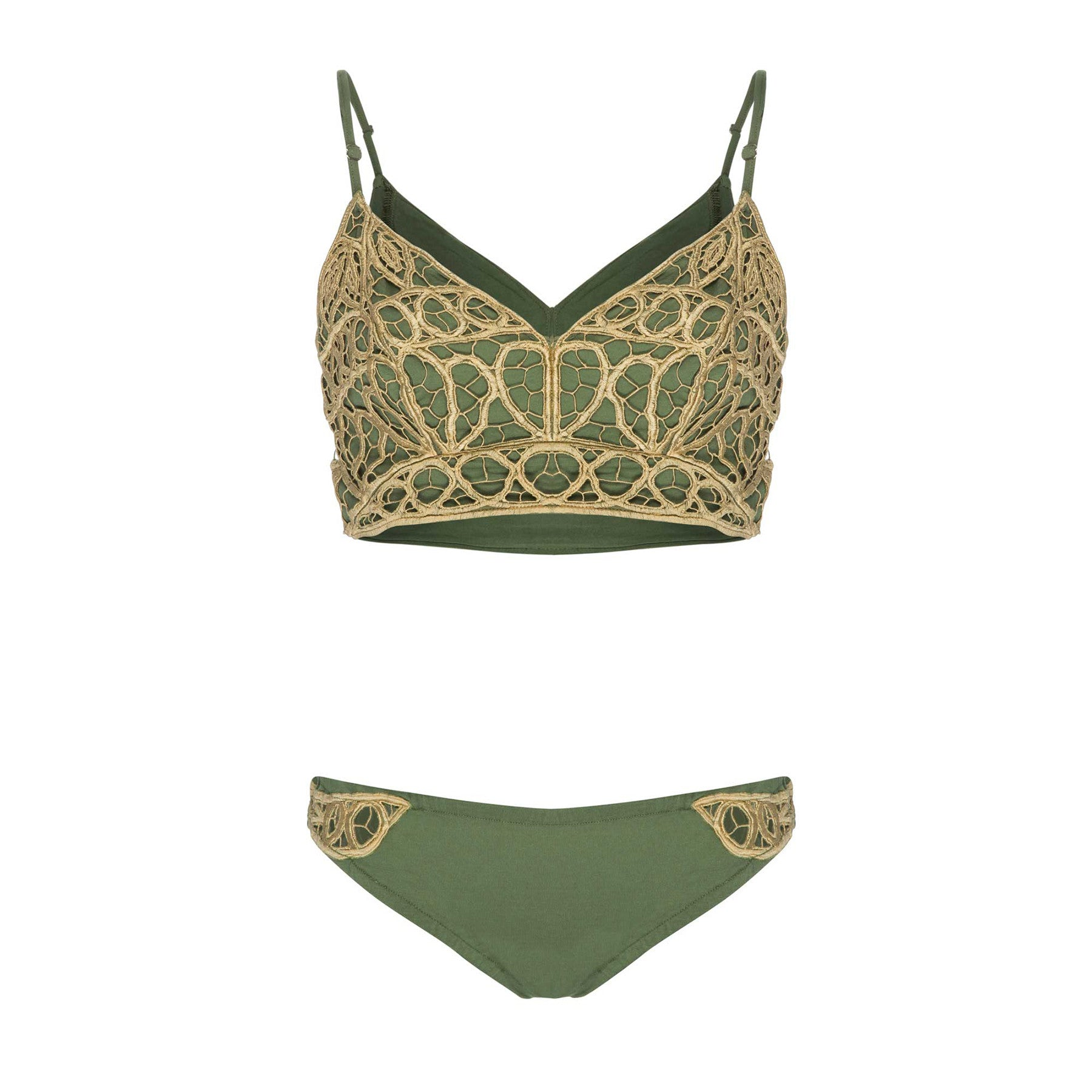Ophelia Lace Intimates Set