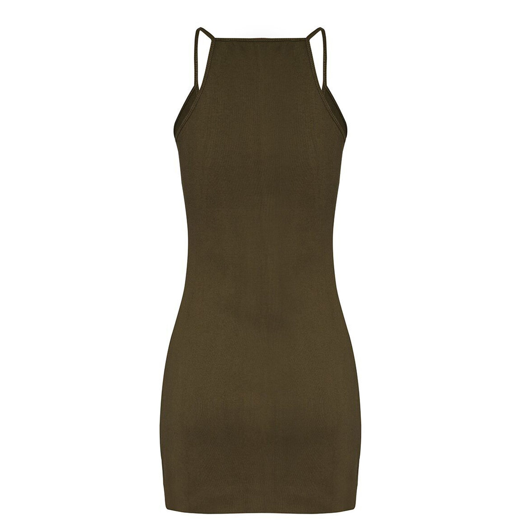 Les Essentials Rib Dress