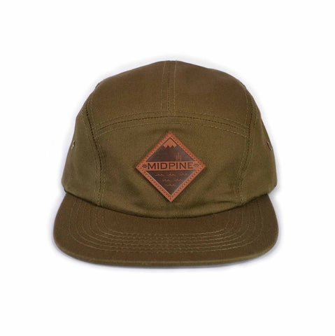 THE WELL PROJECT HAT - GREEN