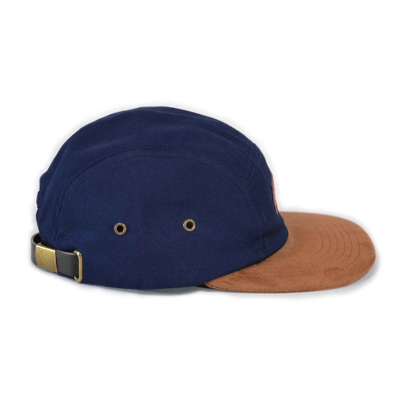 THE WELL PROJECT HAT - NAVY-MIDPINE