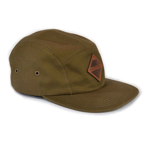 THE LAND AND SEA HAT - GREEN-MIDPINE