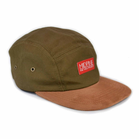 THE WELL PROJECT HAT - GREEN-MIDPINE