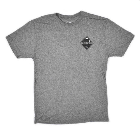 LS THE ORIGINAL WANDERER TRI BLEND TEE