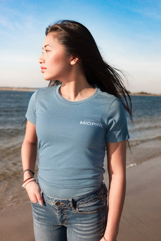 WOMENS WELL PROJECT TEE-MIDPINE