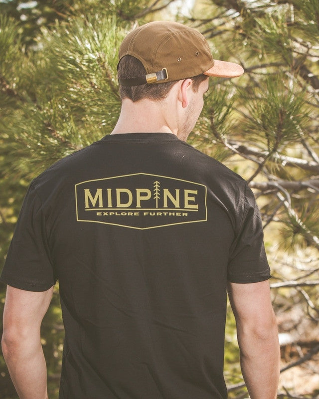 EXPLORE FURTHER TEE-MIDPINE