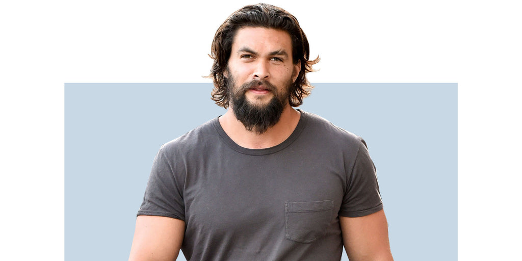 Aquaman Is Truly King of the Beard Wave