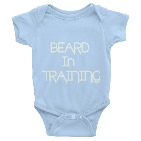 Beard In Training Onesie
