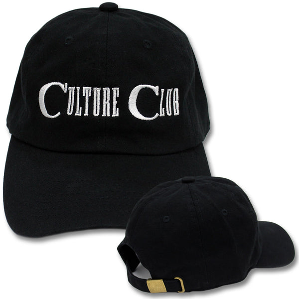 "Official Culture Club Embroidered Logo ""Dad"" Hat"