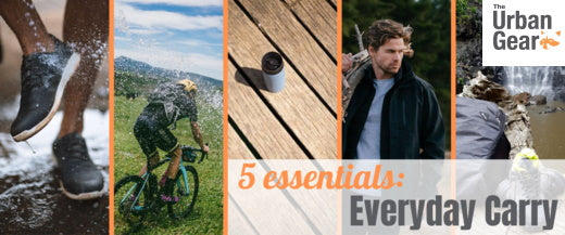 Men's gear for the everyday ~ 5 essential items for EDC