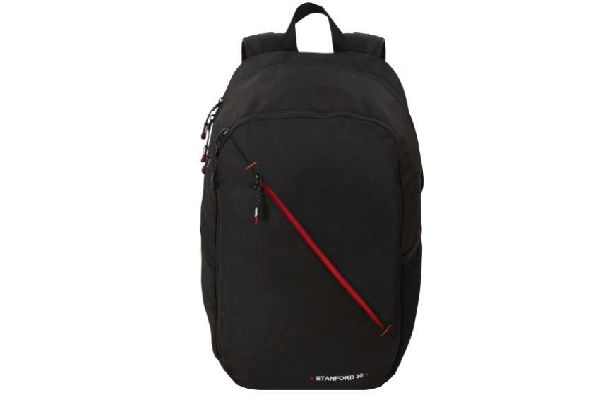 BlackWolf Stanford 30L Daypack Backpacks 30L / Jet Black