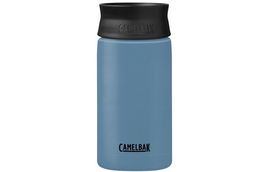 Camelbak Hot Cap Insulated Vacuum Stainless Steel Bottle.350L Drink Bottle Blue Grey / 350ml