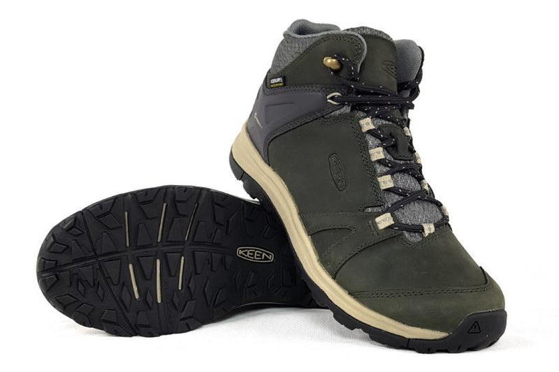 Keen Women's Terradora II Leather Mid WP Boots