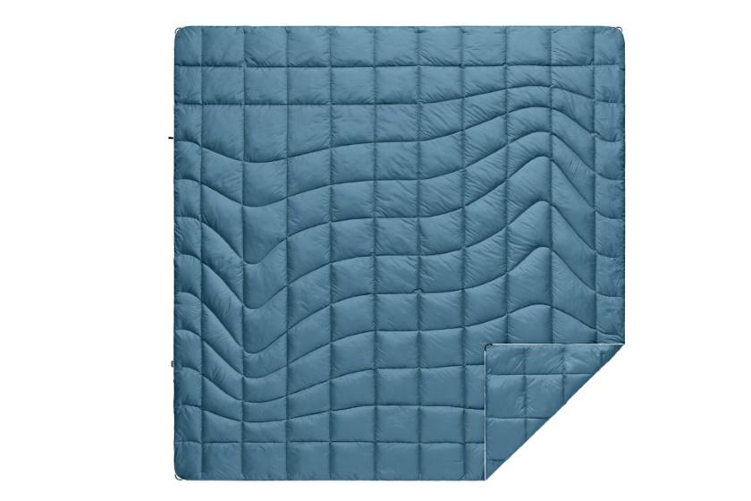 Rumpl Down Blanket 2 Person Blankets Coastal Blue / Two Person