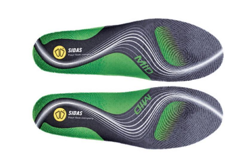 Sidas 3Feet® Active Insoles Footwear Accessory