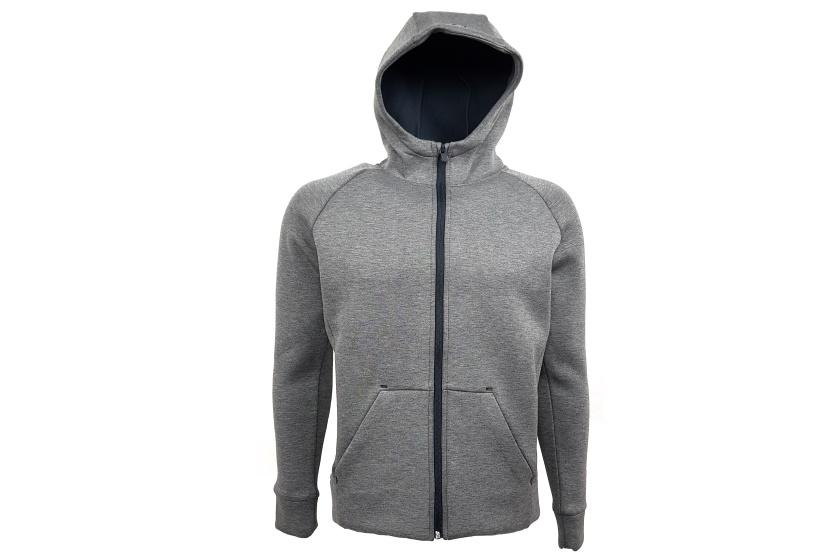 Vigilante Men's Goethe Jacket Clothing Grey Marle / Small